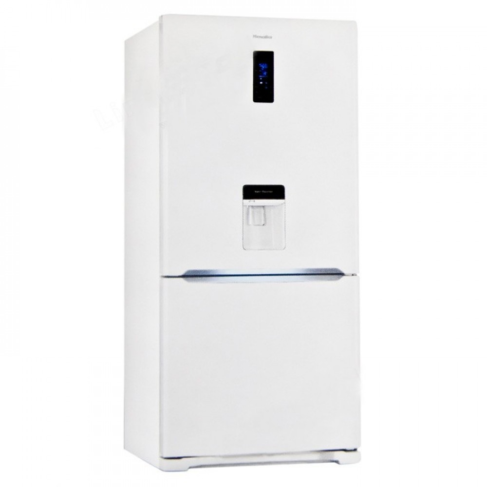 یخچال کمبی عرض 85 سفید چرمی ویتافرش و آنتی ویروس