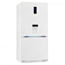 یخچال کمبی عرض 85 سفید چرمی ویتافرش و آنتی ویروس..