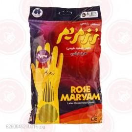 دستکش معمولی متوسط رز مریم