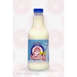 شیرکم چرب غنی شده ویتامین D3 یک لیتر  دامداران