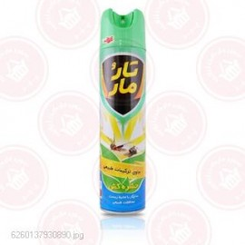 حشره کش با ترکیبات طبیعی تارومار
