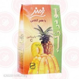 پودر ژله آناناس 100 گرمی فرمند