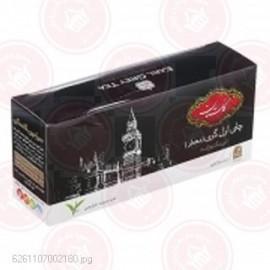 چای کیسه ای خارجه عطری25عددی گلستان