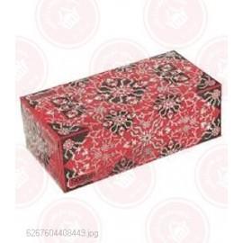 دستمال کاغذی سری فرش نقش درباری دو لایه 150 برگ سافتلن