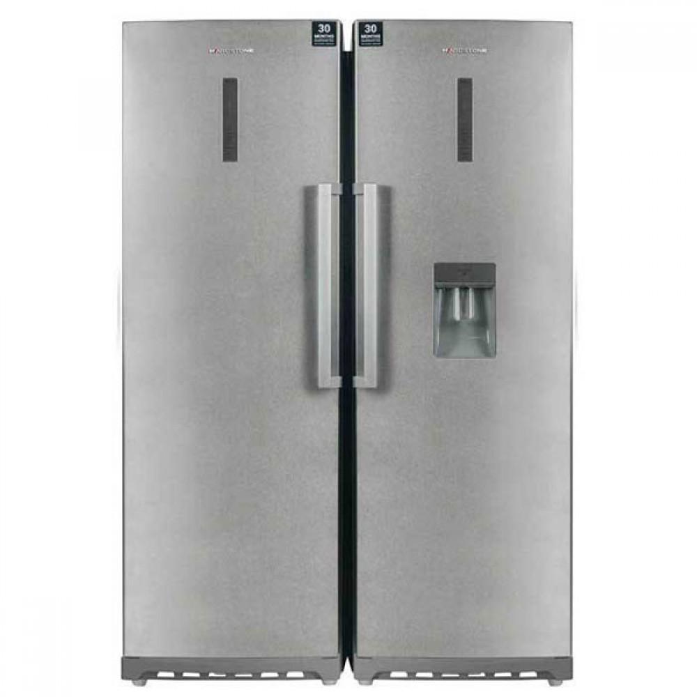 فریزر نوفراست سیلور آبریزدار HD5- Plus+/silvers