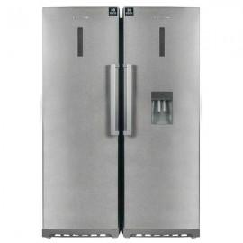 یخچال نوفراست چرمی آبریزدار HD5- Plus+/leather..