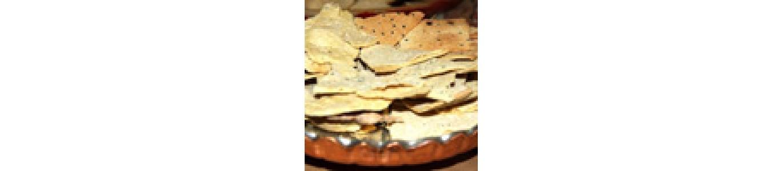 نان خشک و رژیمی